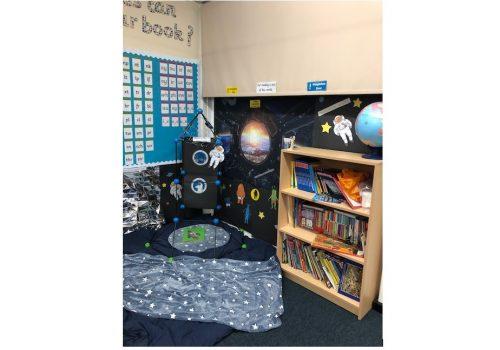 Y2 reading area
